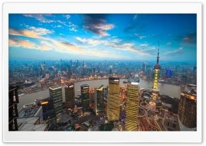 City Metropolis, Skyscrapers,...