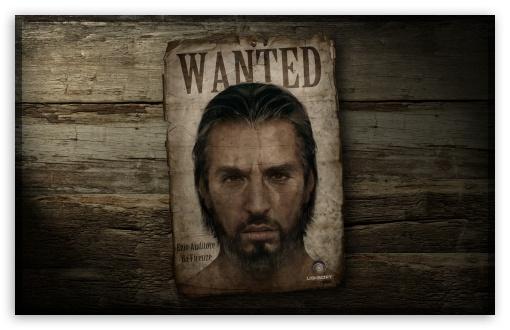 Download Assassin's Creed - Wanted Poster UltraHD Wallpaper