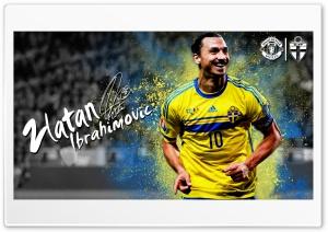 Zlatan Ibrahimovic Sweden - 2016