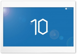 Windows 10 Blue Preview