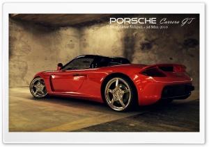Porsche Carrera GT 3D Max