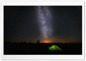 Windows 10 Night Sky