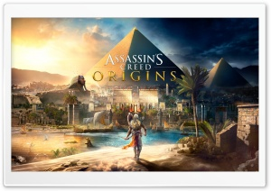 Assassins Creed Origins 4K