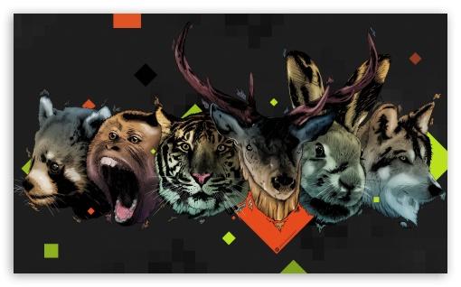 Download Animals UltraHD Wallpaper
