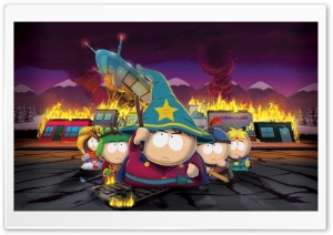South Park The Stick of Truth...