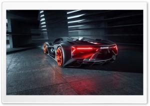 Lamborghini Terzo Millennio...