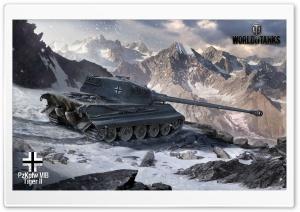 World of Tanks Tiger 2