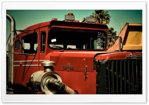 Old Oshkosh Truck