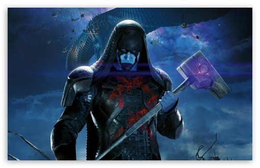 Download Ronan The Accuser - Guardians Of The Galaxy... UltraHD Wallpaper