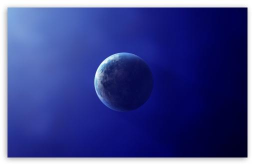 Download Another Blue Planet UltraHD Wallpaper