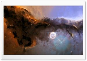 Eagle Nebula Art
