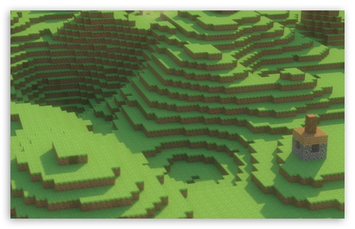 Download Minecraft UltraHD Wallpaper
