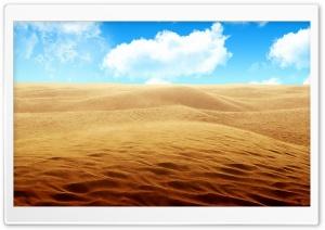 Desert - Sky