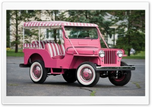 Willys Jeep Gala Surrey DJ3A...