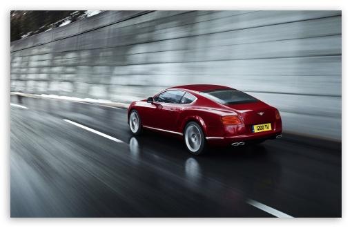 Download Bentley Continental 2012 UltraHD Wallpaper