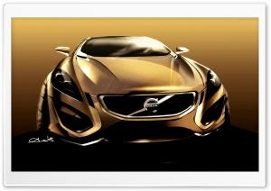 Volvo S60 Concept Sketch