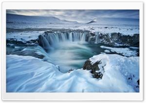 Beautiful Iceland Godafoss...