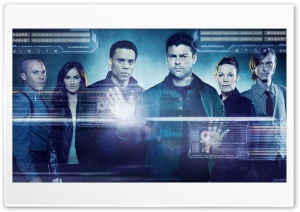 Almost Human TV series Cast