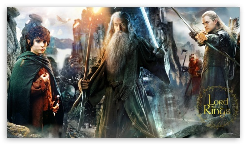 Download Lord of the Rings UltraHD Wallpaper
