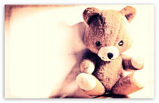 Download Teddy Bear UltraHD Wallpaper