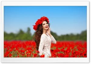 Beauty in Poppies Flowers