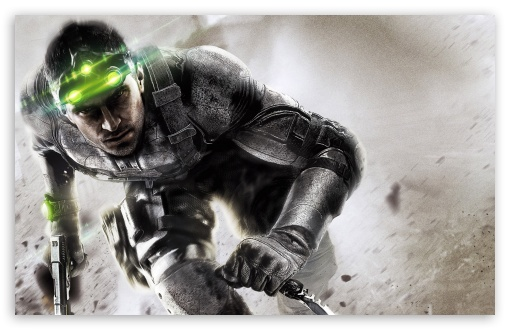 Download Splinter Cell Black List UltraHD Wallpaper