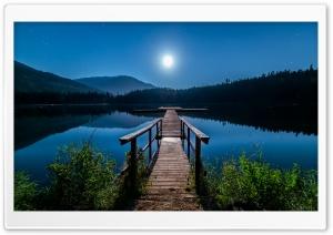 Lost Lake, Whistler, British...