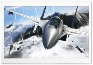 Aircrafts 3D