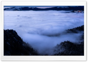 Sea of Clouds View Point...