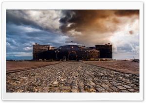 Armenia, Gyumri, Black Castle