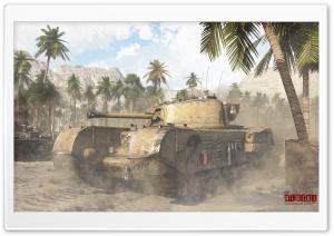Churchill Mk.VII North Africa