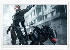 Metal Gear Rising- Revengeance