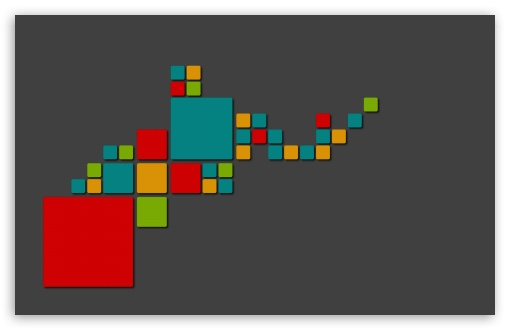 Download Squares UltraHD Wallpaper