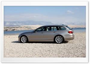 BMW 5 Series Touring 520D In...