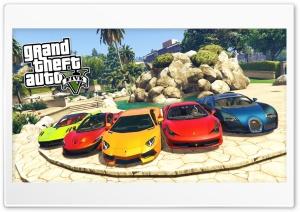 Grand Theft Auto V Cars