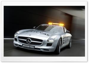 2010 Mercedes-Benz SLS AMG F1...