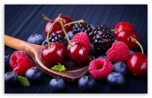 Download Fruits UltraHD Wallpaper