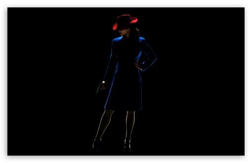 Download Agent Carter Marvel UltraHD Wallpaper