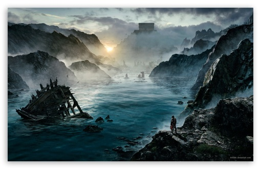 Download Lost Legends UltraHD Wallpaper