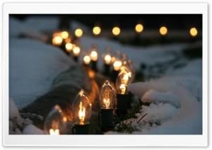 Outdoor Lighting, Winter