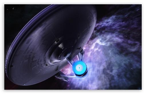 Download Star Trek Ship UltraHD Wallpaper