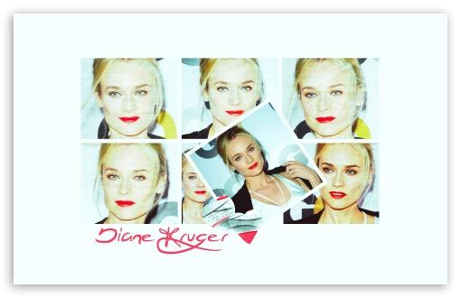 Download Diane Kruger UltraHD Wallpaper