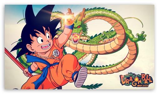 Download Dragon Ball - HD Wallpaper by Chaker Design UltraHD Wallpaper
