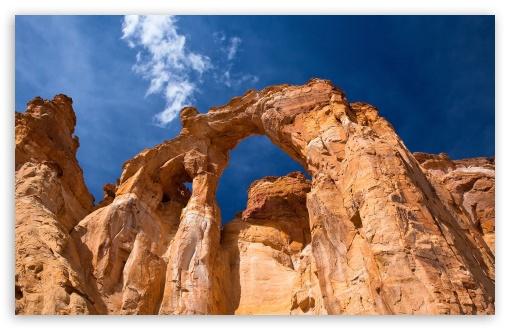Download Desert Arch UltraHD Wallpaper