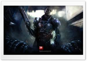 Mass Effect 3 Teaser