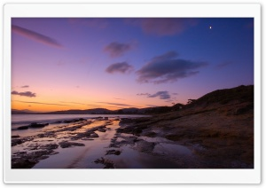 Sunset On The Beach 3