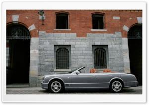 Bentley Azure T Convertible 3