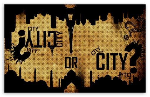 Download City or City UltraHD Wallpaper