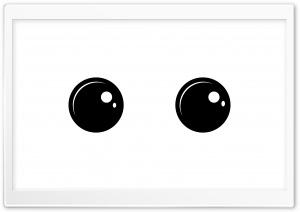 Eyes - White