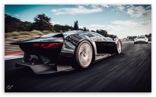 Download Gran Turismo game Racing Cars UltraHD Wallpaper